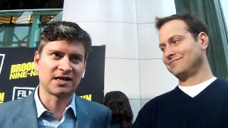 Michael Schur, Dan Goor Emmys interview: 'Brooklyn Nine-Nine' Season 3