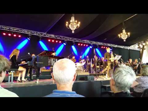 Århus Jazzfestival 2015 - Kathrine Windfeld Big Band (Part 1)