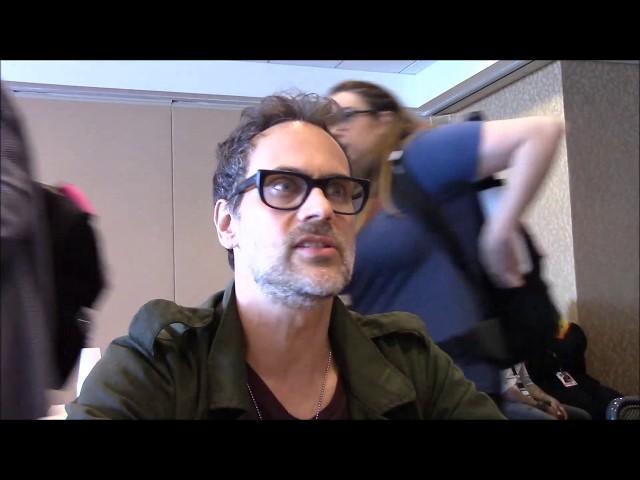 12 Monkeys - Todd Stashwick Interview, Season 4 (Comic Con)