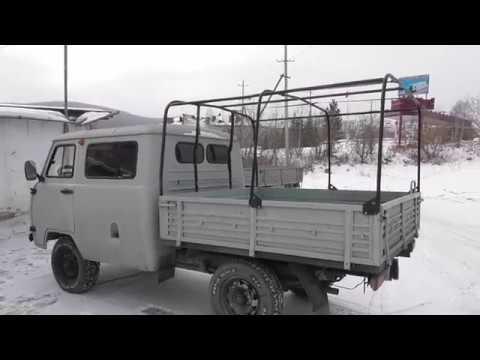 Газ-66 (в просторечии шишига) — советский и российский грузовой автомобиль с колёсной формулой 4 × 4, грузоподъёмностью 2,0 тонны и кабиной.
