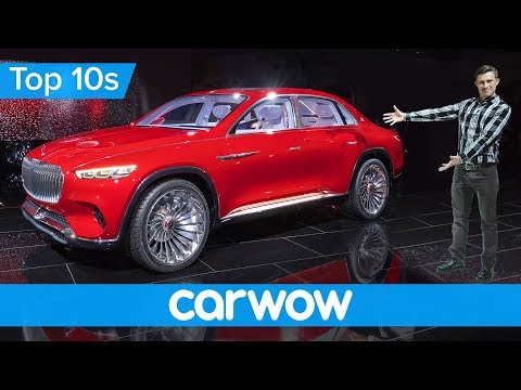 New Mercedes-Maybach SUV revealed –  see why it's the most unusual yet luxurious 4x4 ever!