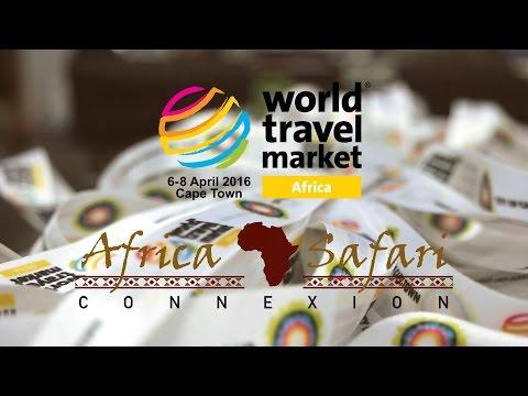 Africa Safari Connexion - World Travel Market Africa 2016