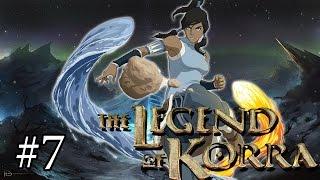 ВОТ ЭТО ДЫРЕНЬ! Прохождение The Legend of Korra #7