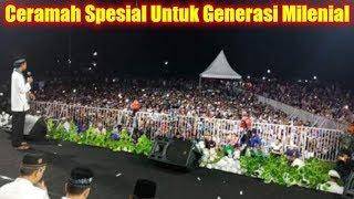 Download Video CERAMAH SPESIAL Ustadz Abdul Somad Untuk GENERASI MILENIAL! Tabligh Akbar UAS di Sawang Aceh Utara MP3 3GP MP4