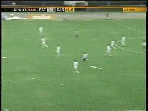 1er Gol Estudiantes / Caracas