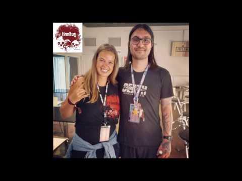 THEY ART IS MURDER interview by Evy @ Alctraz Hardrock & Metal festival, Kortrijk, Belgium