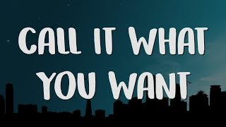 Taylor Swift - Call It What You Want (Chleo Remix) [Ben Schuller Cover] (Lyrics / Lyric Video)
