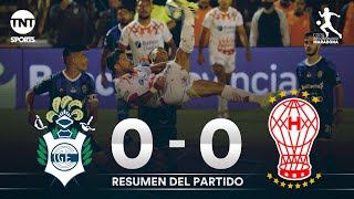 Resumen de Gimnasia LP vs Huracán (0-0) | Fecha 6 | Zona 6 - Copa Diego Armando Maradona