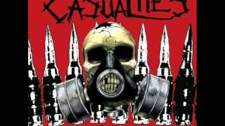 The Casuatlies - South East Asian Rebels **LYRICS**