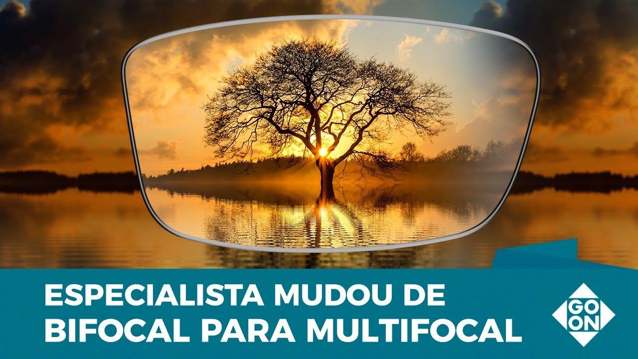 f8c019f3e9a3d8 Mudou de Bifocal para Multifocal? - YouTube