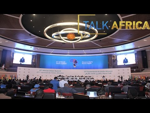 Talk Africa— The race for AU commission chair 12/04/2016