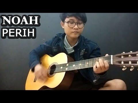 NOAH - Perih Cover | Udin Tobleronee