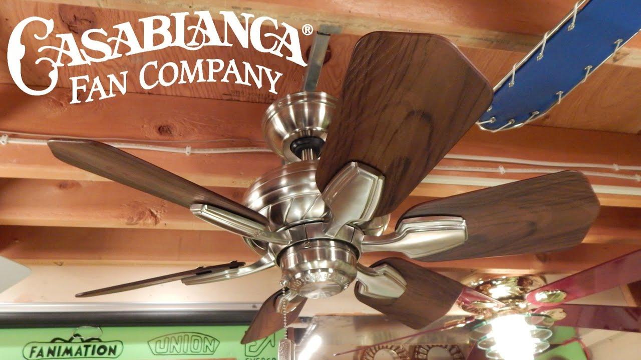 Casablanca Wailea Ceiling Fan