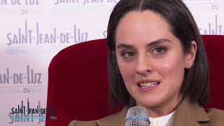 Interview de Noémie MERLANT, Festival International du film de Saint-Jean-de-Luz 2020.