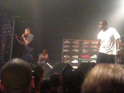 """Clipse """"We Got It For Cheap"""" (Live @ First Avenue, Minneapolis 08/14/2009)"""