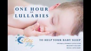 🌟🌟🌟 Twinkle Twinkle Little Star 🎶🎶 One Hour Lullaby 💕💕 Rockabye Baby 🎶🎶 To Help Your Baby Sleep 💤