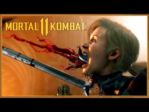MORTAL KOMBAT 11 - CASSIE CAGE, UNA MUJER INCREIBLE! #1
