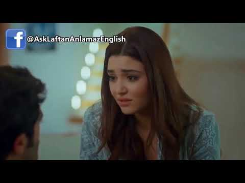 Ask Laftan Anlamaz - Episode 19- Part 20 - English Subtitles