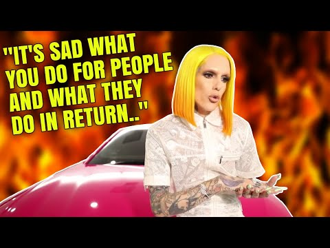 jeffree star just threw MAJOR shade at NATHAN!