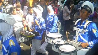 Drum Band Keren | Mengesankan | Tebokan Kaliputu