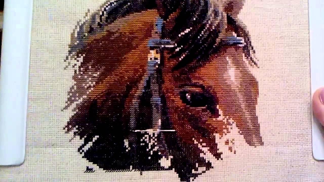 Вышивка крестом риолис булат