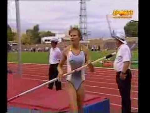 Tatiana Grigorieva pole vault 1998
