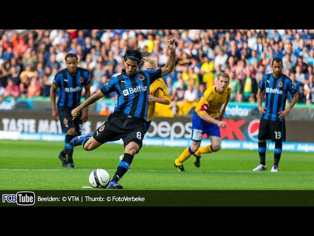 2012-2013 - Jupiler Pro League - 01. Club Brugge - Waasland-Beveren 3-1