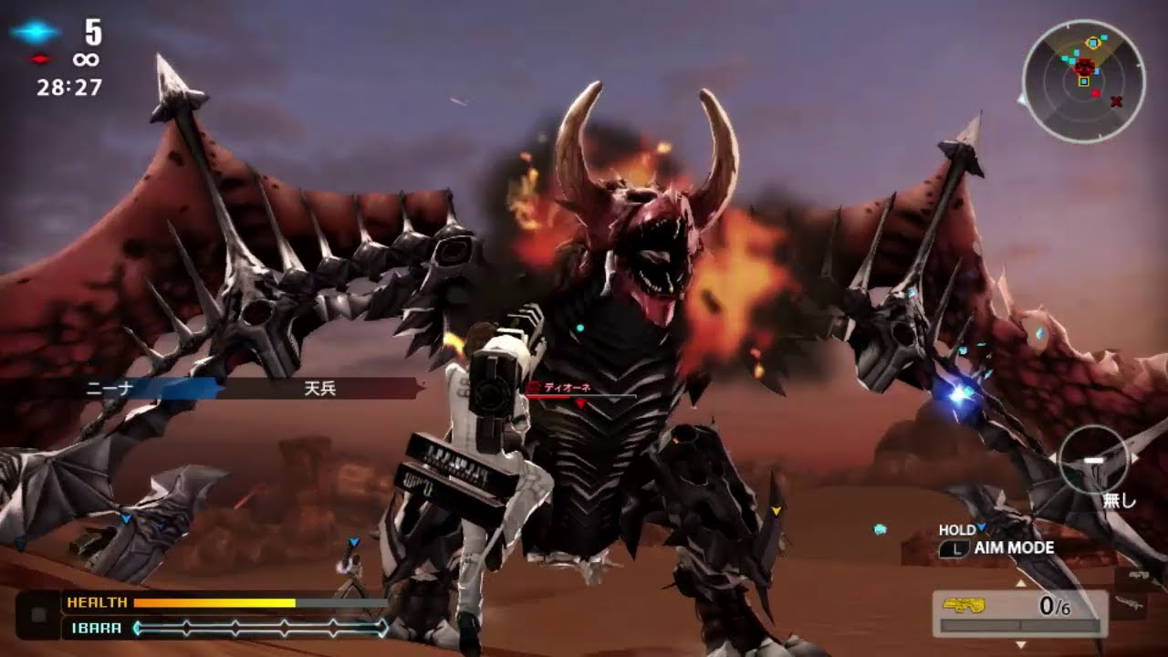 Freedom Wars Screenshots and Videos | PlayStation Pro