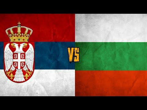 Serbia vs Bulgaria