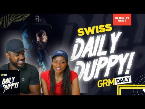 🎵 Swiss Daily Duppy Reaction | Americans Listen to UK Rap
