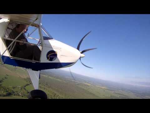 Graeme's Flight around Northumberland (NORTHERN AVIATORS)
