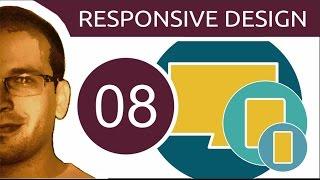 Como hacer una Pagina Mobile First y Responsive Design 08 | Test UX