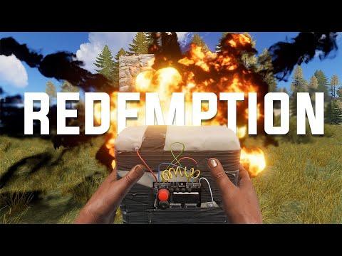 Rust - REDEMPTION (Rust Raiding & PvP Highlights) [PART 2/2]