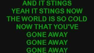 The Offspring - Gone Away (Karaoke Version)