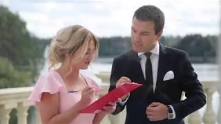 16 сентября 2017 г. Пранк с гостями свадьбы. Ведущий Александр Слесарев