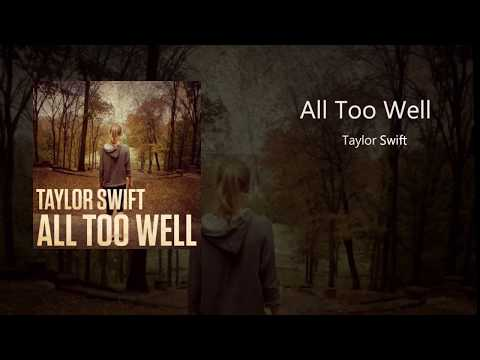 Chords for Taylor Swift - All Too Well (Piano Version)