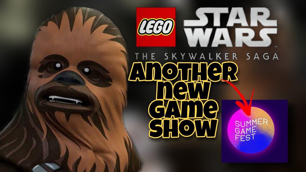 LEGO Star Wars The Skywalker Saga - MASSIVE News on the Release Date(Summer  Game Fest)