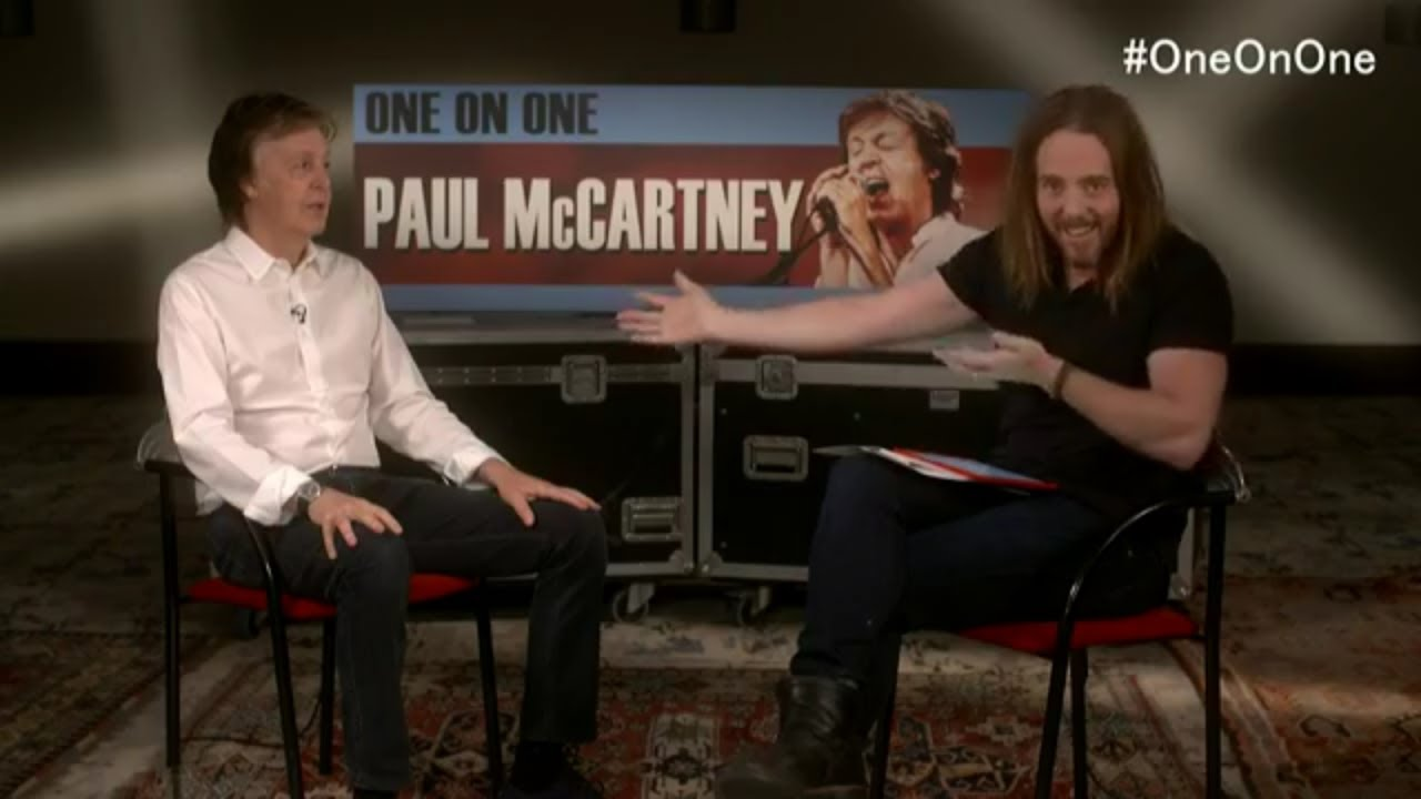 Image result for paul mccartney Tim Minchin