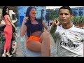Cristiano Ronaldo Flirting With Beautiful Girls