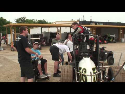 Darren Hagen - Belle-Clair Speedway - 06.08.14
