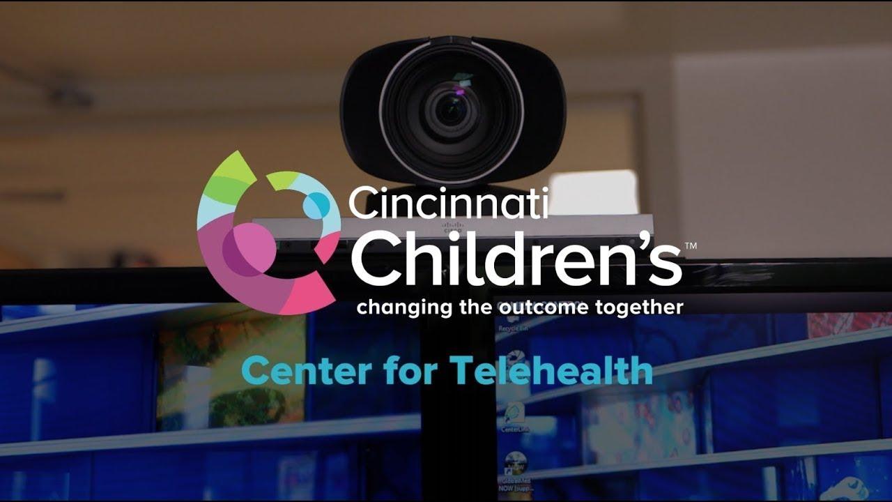 Telehealth Cincinnati Children S