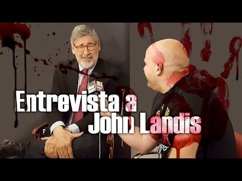 El Rincón Oscuro. Cap 42: Entrevista a John Landis / John Landis interview