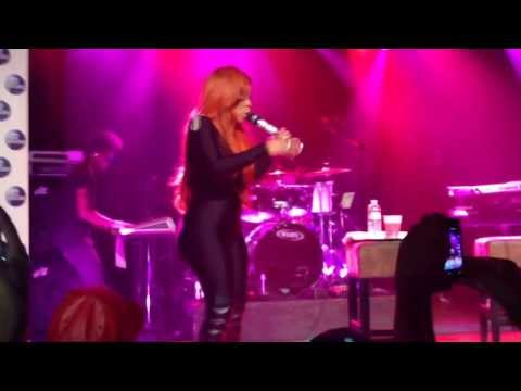 K. Michelle performs Baby Momma #RebelliousSoulTour