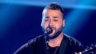 """Auxi y Pablo Moreno: """"Despacito"""" - Audiciones a Ciegas - La Voz 2017"""