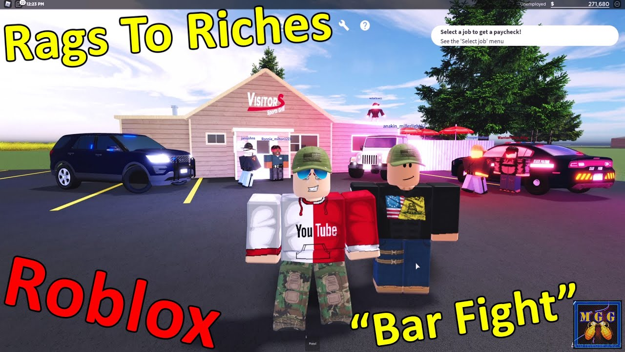 """Download Rags To Riches Episode 9 """"Bar Fight"""" - Greenville Beta 
