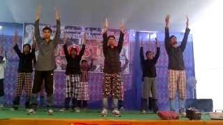 Chalo Ishq Ladaaye, Group Dance by Atish MD