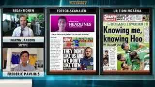 Fotbollskanalen Headlines: Sveriges premiärmatch skrämmer inte Fotbollseuropa - TV4 Sport