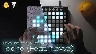 [SBC X KOGI] Seven Lions, Wooli, &amp Trivecta - Island (ft. Nevve) Launchpad Performance