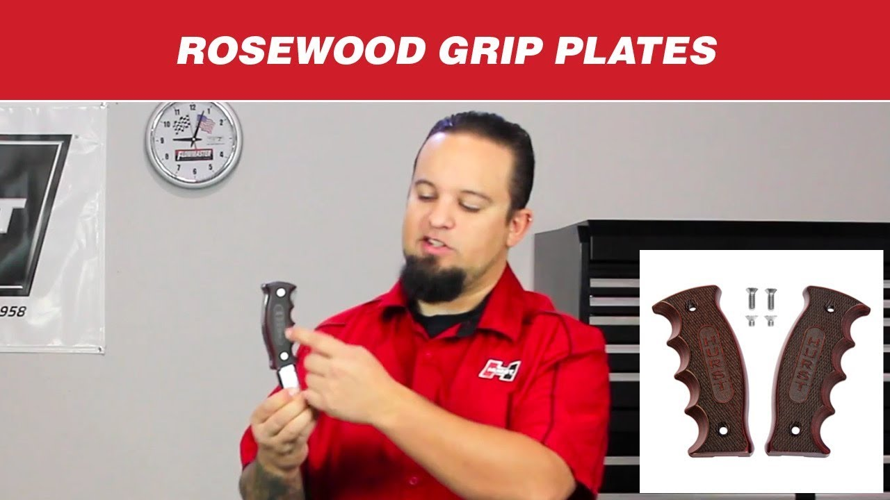 Hurst 1539001 Shifter Side Plate