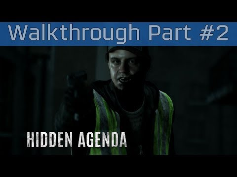 Hidden Agenda - Walkthrough Part #2 [HD 1080P]